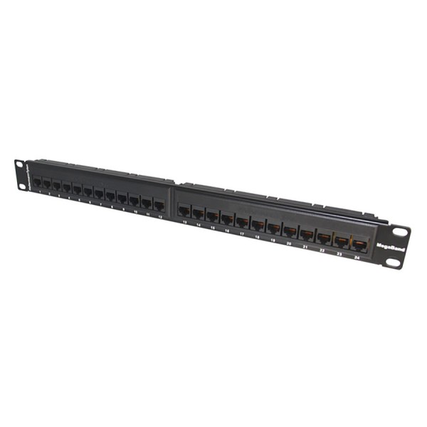 HellermannTyton MegaBand Cat5e Patch Panels logo