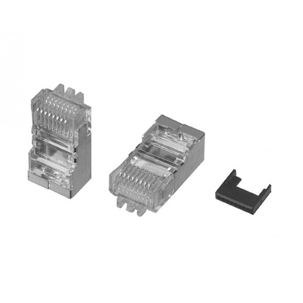 NETCONNECT Cat5e RJ45 Modular Plugs logo
