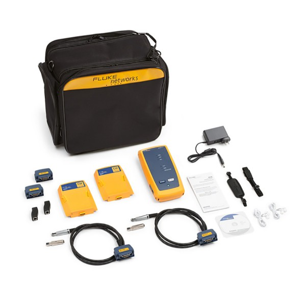 Fluke Networks DSX-8000 Upgrade Units logo