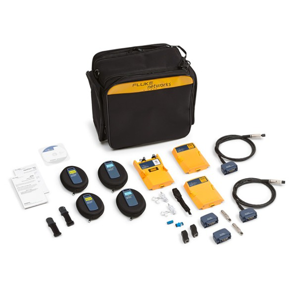 Fluke Networks CertiFiber Copper + OTDR Testing Upgrade Kits logo