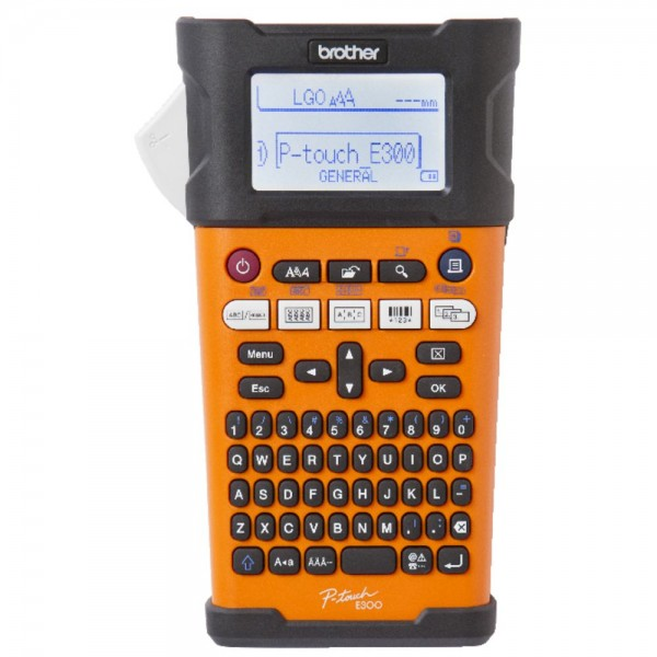 Brother PT-E300VP P Touch Label Printers logo