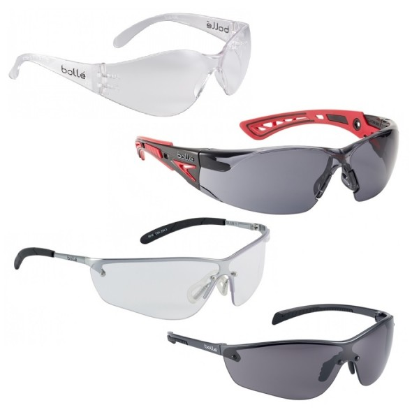 Bolle Safety Glasses logo