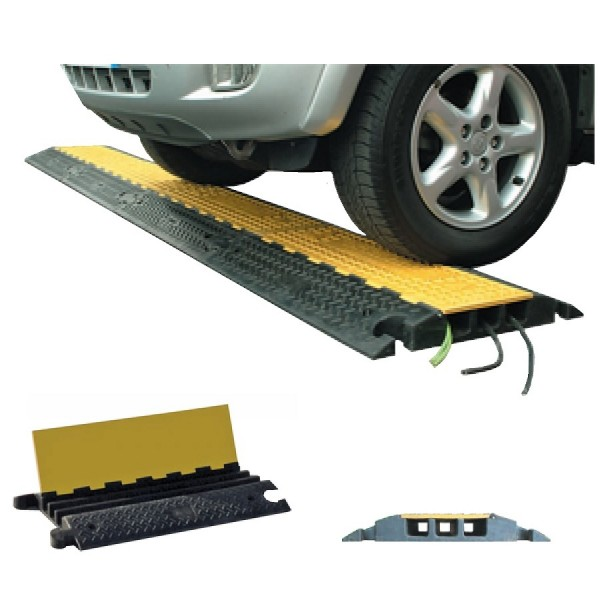 External Heavy Duty Cabling Protector logo