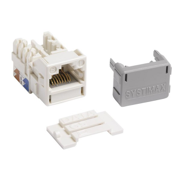 SYSTIMAX GigaSPEED XL Cat6 Jacks logo