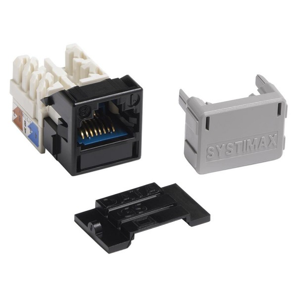 SYSTIMAX GigaSPEED X10D Cat6A Jacks logo