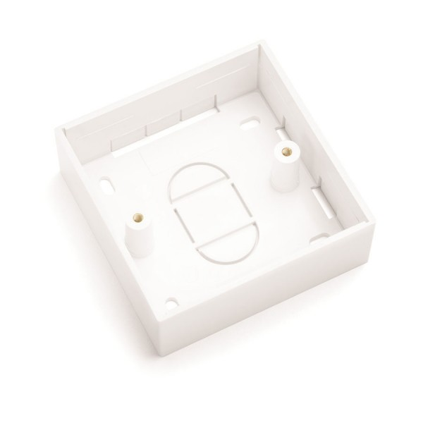 SYSTIMAX Surface Mount Back Boxes logo