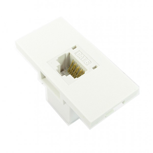 Quick Connect Cat6 Data Euromodule Inserts logo