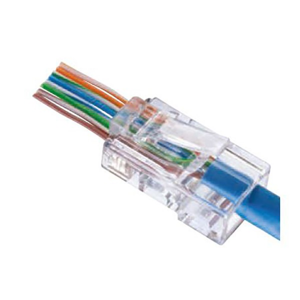 Ideal FT-45 Cat6 Plugs logo