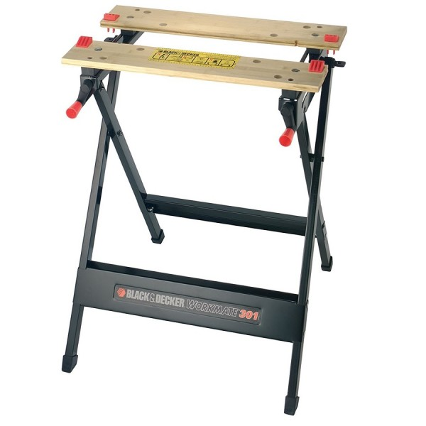 Black & Decker Workmate Workbench logo