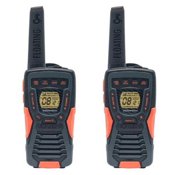 Cobra Adventure AM1035 FLT 12km Floating 2-Way Radio logo