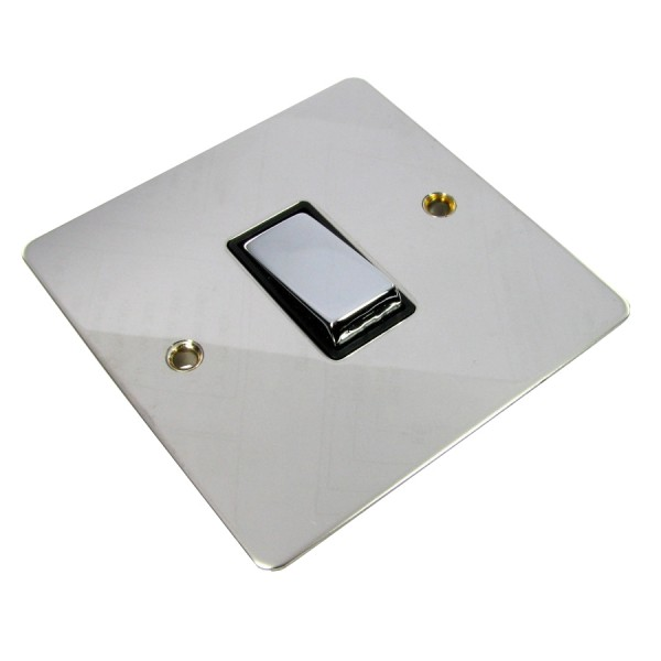 Scolmore Flat Metal Light Switches logo
