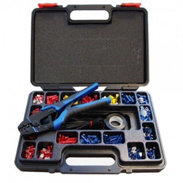 Crimp Tool & Terminal Kit logo