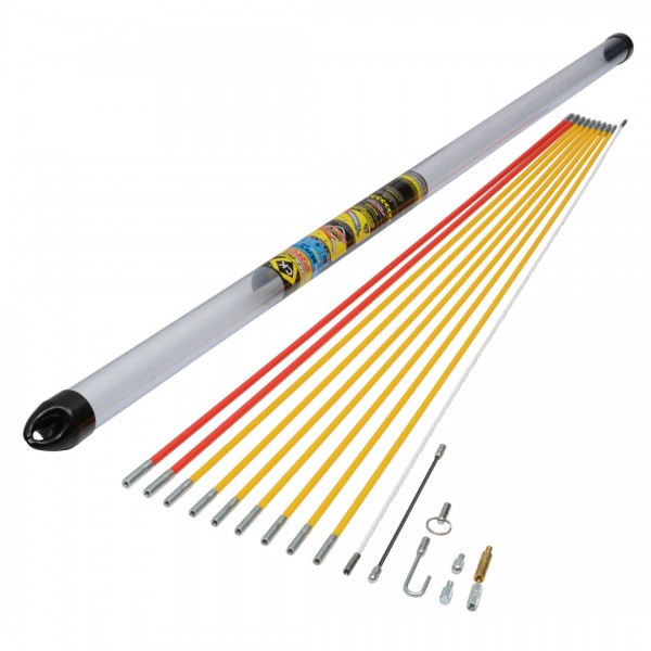 CK MightyRod Cable Rod Sets logo