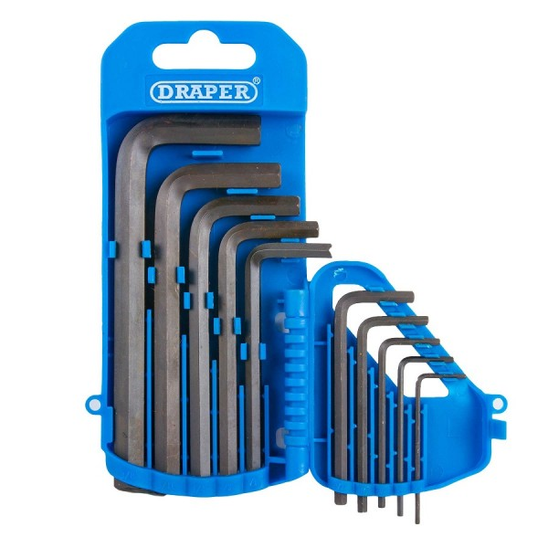 Draper Metric Hex Key Set logo