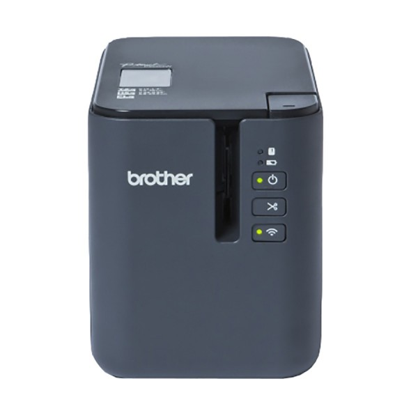 Brother PT-P900W Wireless Desktop Professional Label Printer logo
