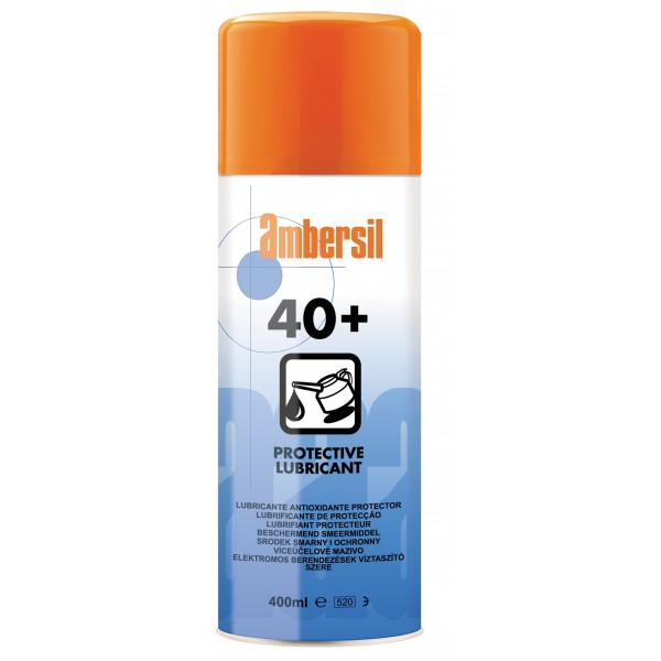 Ambersil 40+ Multipurpose Maintenance Oil logo