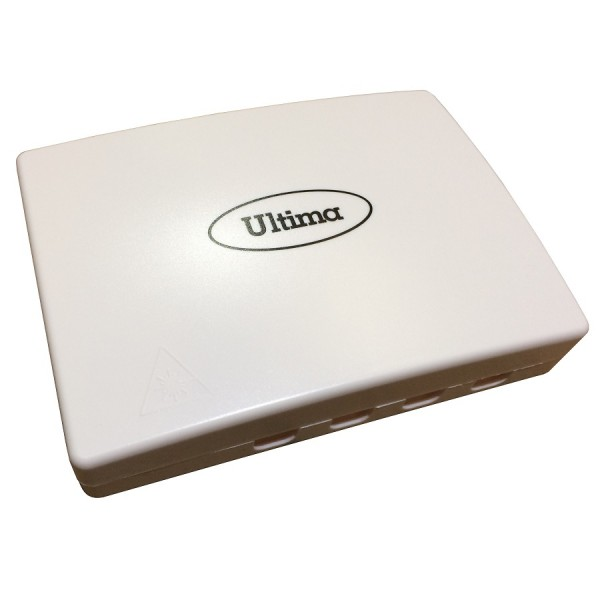 Ultima Fibre Wall Outlet logo