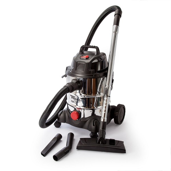 Sealey Wet & Dry Vacuum Cleaner 1250W/230V logo