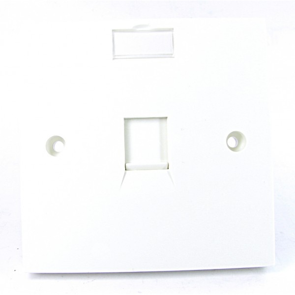 Nexxia Cat6 Assembled Toolless Outlets logo