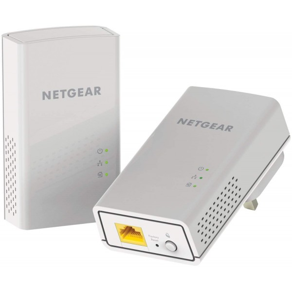 Netgear Powerline Gigabit Ethernet Adapter logo