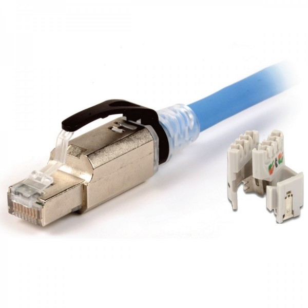 Siemon Z-PLUG Field Termination Cat6A Plug