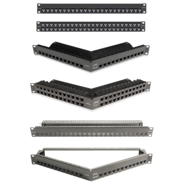 Siemon Z-MAX Cat6 Loaded Patch Panels logo
