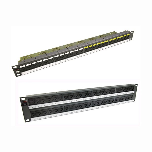 Molex PowerCat 6 DataGate Patch Panels logo