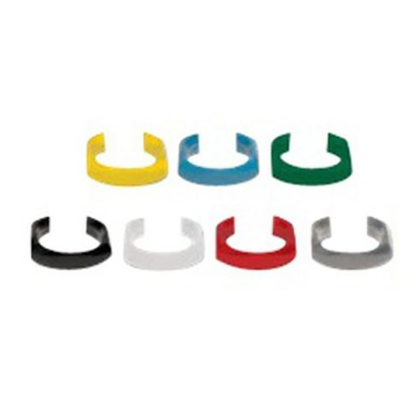 Siemon Patch Cord Colour Coding Clips logo