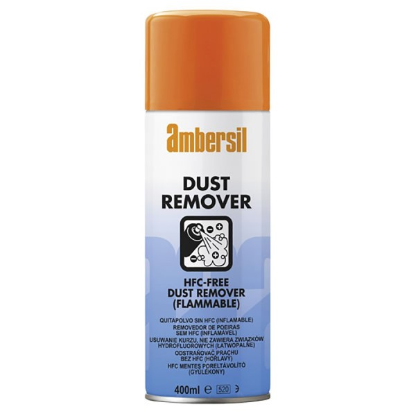 Ambersil Dust Remover HFC Free Duster (Flammable) logo