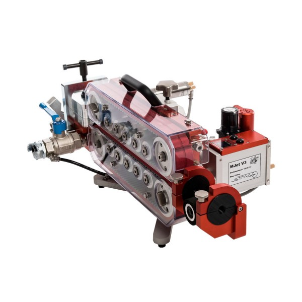 Jetting V3 MJet Fibre Blowing Machine