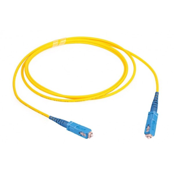 CommScope OS2 SC-SC Simplex Fibre Patch Leads logo
