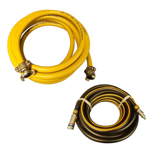 Hose Assemblies for Fibre/Cable Blowing logo