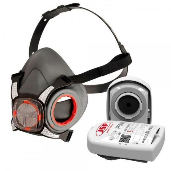 JSP Force 8 Half-Mask Respirator logo