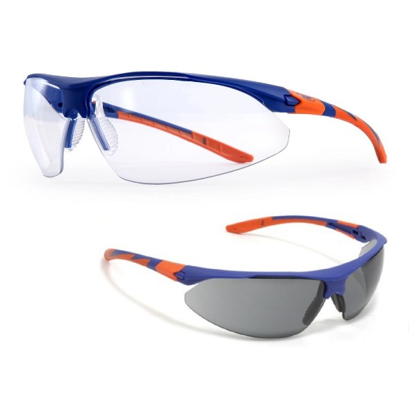 JSP Stealth 9000 Safety Glasses logo