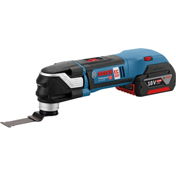 Bosch Professional Cordless Multi-Cutter GOP 18 V-28 logo