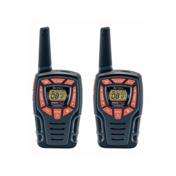 Cobra Twin AM845 10km Adventure Walkie Talkie logo