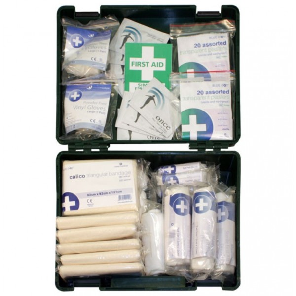20 Person First Aid Kit logo