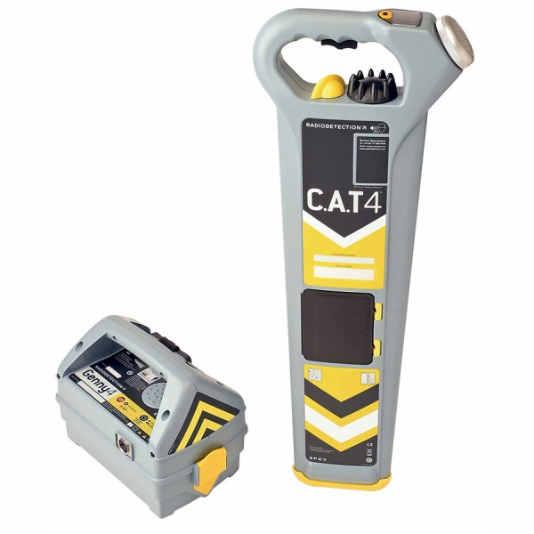 Radiodetection CAT4 & Genny Cable Locator logo