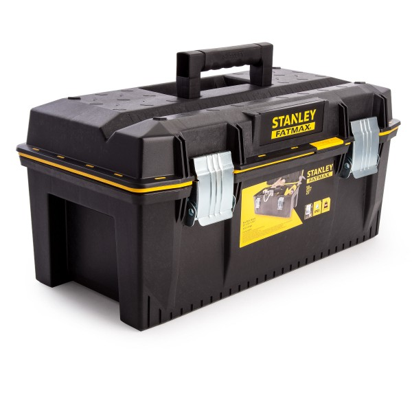 Stanley Mobile Contractor Chest logo
