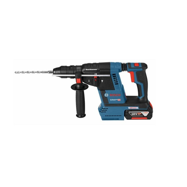 Bosch Cordless Rotary Hammer with SDS plus GBH 18V-26 F Professional logo