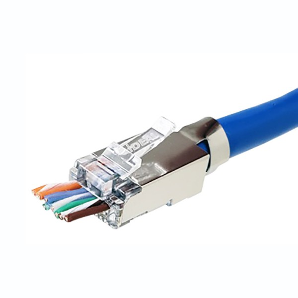 Ideal FT-45 Cat6A Plugs logo