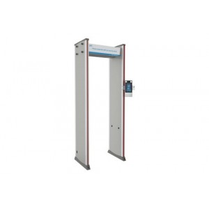 Uniview OPD-533TM Thermal Scanning Security Gate with Metal Detection logo
