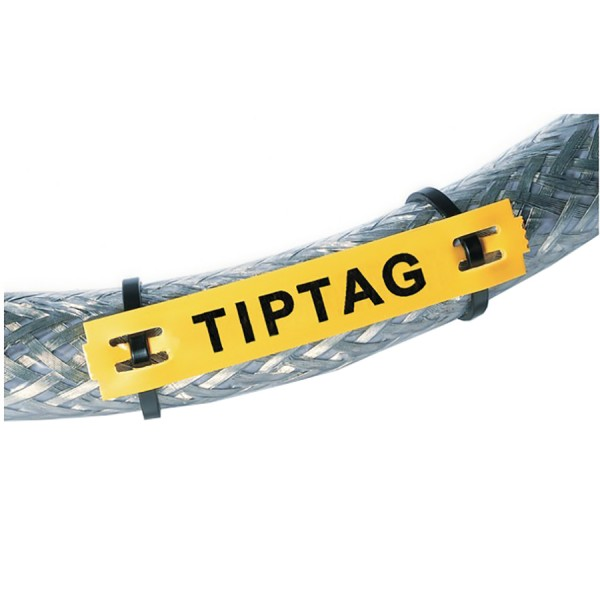 HellermannTyton TIPTAG Tie-on Cable Labels logo