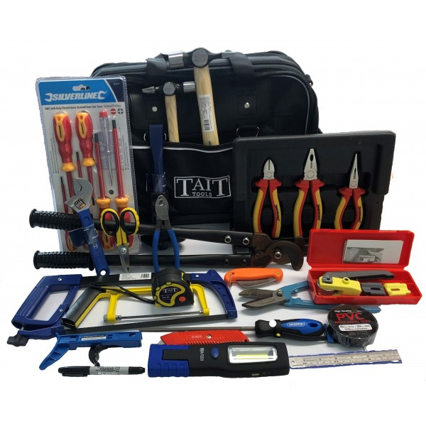 Tait Tools Electricians Toolkit No.1 logo