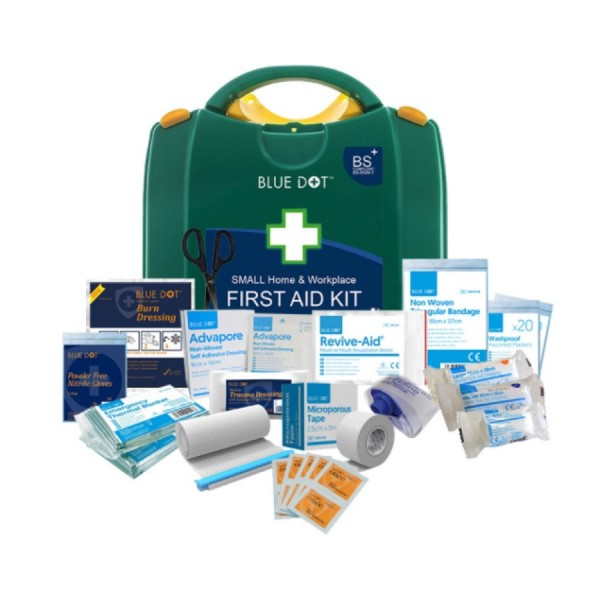 Home & Workplace First Aid Kits (Small) logo