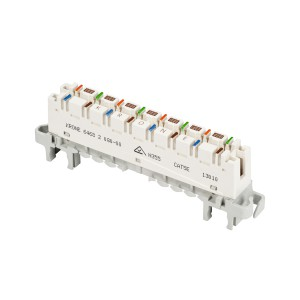Highband Module Jointing Cat5e 16 Pairs White