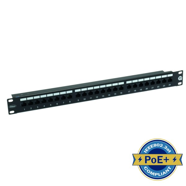 Ultima Cat5e Right Angle Patch Panels