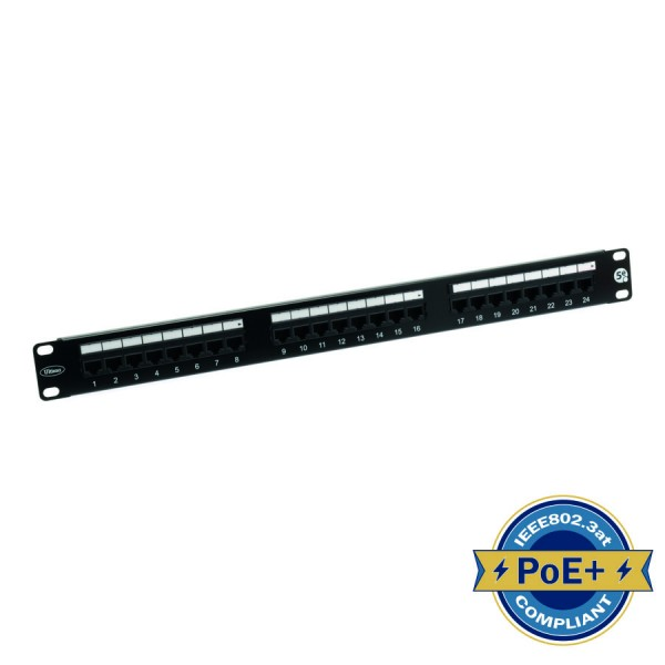 Ultima Cat5e Rear Punch Patch Panels