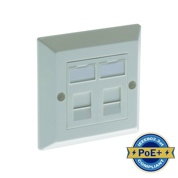 Ultima Cat5e Assembled Outlets