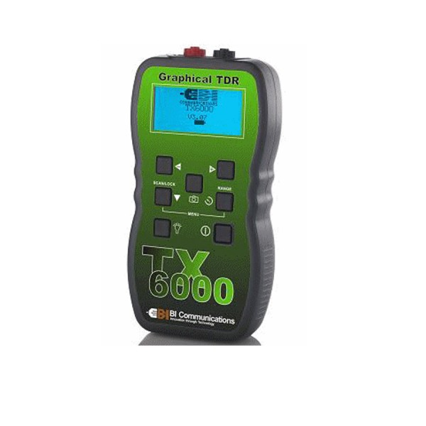 Bi Communications Graphical TDR Cable Fault Locators
